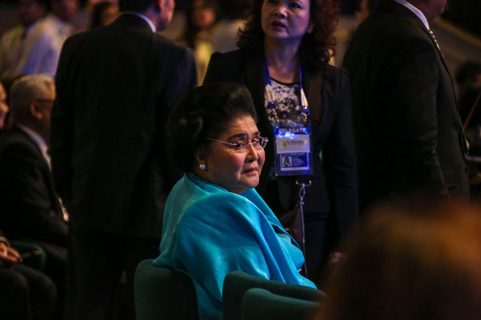 Imelda Marcos found guilty of graft