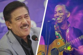 Sotto promotes Joey Ayala's version of 'Lupang Hinirang'