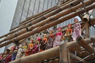Marawi's Darangen Dolls start anew