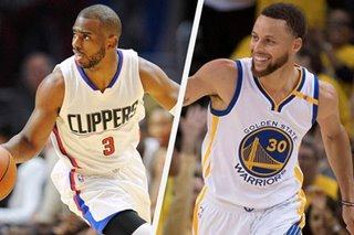NBA: Curry, Paul, Wall launch Hurricane Florence fundraiser