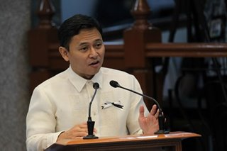 Angara supports death penalty for heinous crimes