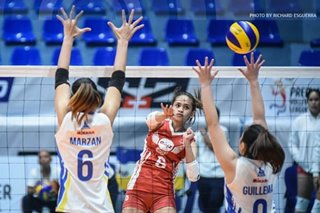 PVL: Petro Gazz eases to 3-set win over Tacloban in conference opener