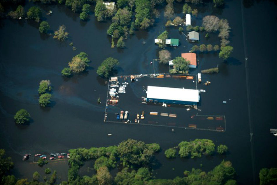 'You better pray:' More flooding in Carolinas a week after Florence 1