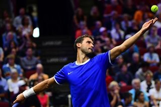 Tennis: Europe races to 2-0 early lead in Laver Cup