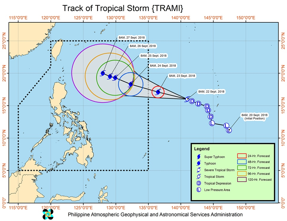 Pagasa keeping eye on storm approaching PH
