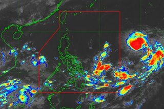 New tropical storm to enter PAR Sunday: PAGASA