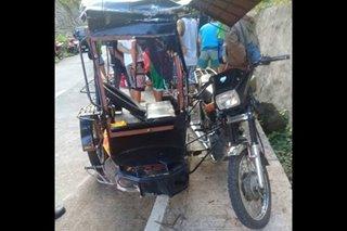 1 patay, 3 sugatan sa aksidente ng tricycle sa Silay City