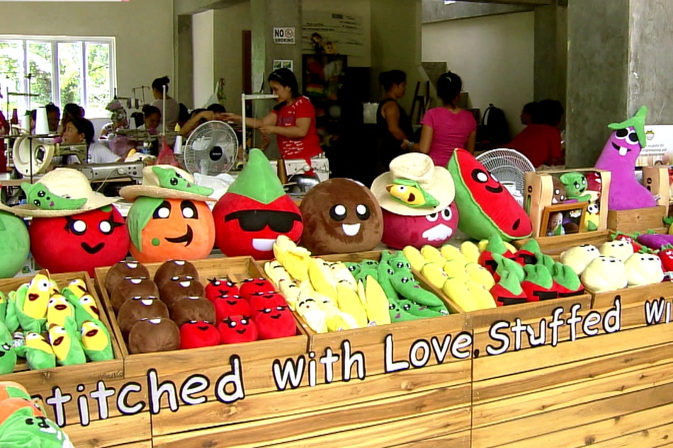 Catalyzing change through stuffed toys