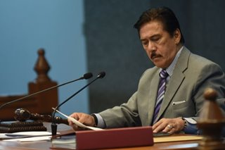 Sotto hopes to surpass work of 17th Congress