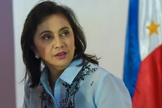 PNP wants Robredo out of law enforcement matters on anti-drug campaign