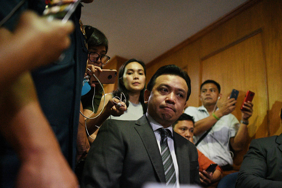 CA rejects Trillanes plea to stop reopened rebellion trial