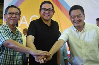Aquino backs cousin Bam, Chel Diokno, Erin Tañada for Senate polls