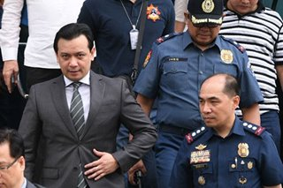 Trillanes posts bail, faces separate coup d'etat case
