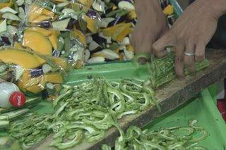 Presyo ng gulay sa Novaliches Bayan Market, bumaba
