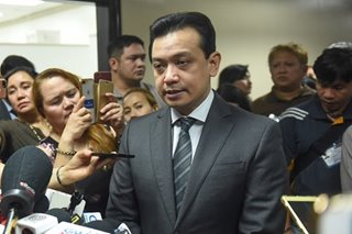 Makati court admits most of Trillanes' evidence in coup d'etat case
