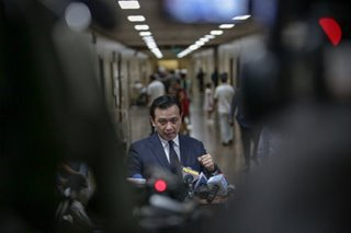 Trillanes camp defers filing of 'urgent motion' before Makati court