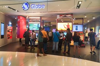 Globe lowers interconnection rates for calls, text messages
