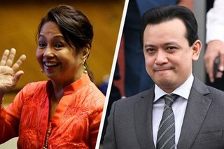 Arroyo 'no reaction' on Trillanes arrest
