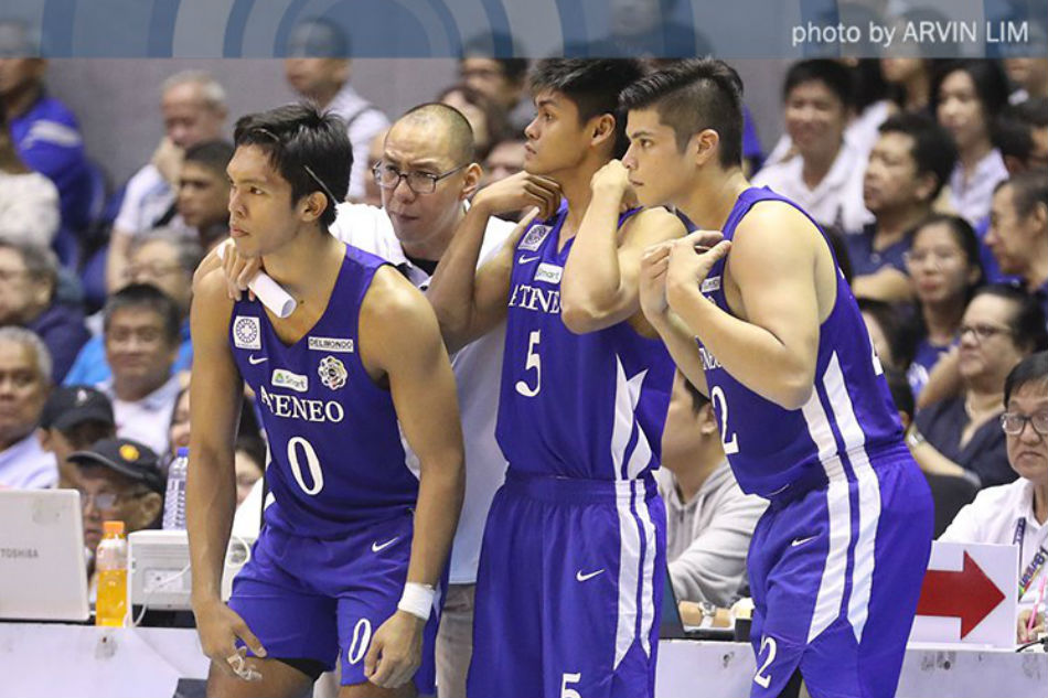 official photos dc50f ea7f1 UAAP: Ateneo eyes third straight win against UE | ABS-CBN News