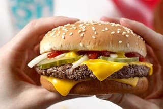 McDonald's US says classic burgers no longer have artificial ingredients