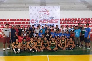 SBP unveils grassroots program for coaches