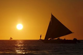 DENR: No water activities, diving on Boracay reopening