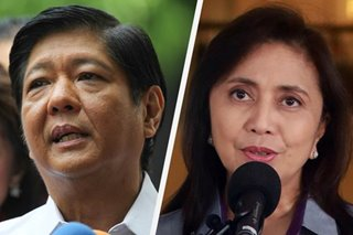 Marcos poll protest to be more difficult for Robredo with Supreme Court changes: Carpio