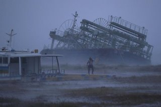 Typhoon Trami injures 56, readies direct hit on Japan mainland