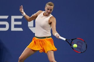 Kvitova and Svitolina make early exits in China