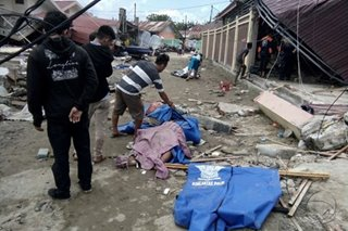 Sole Pinoy in tsunami-hit Indonesian island is safe: DFA