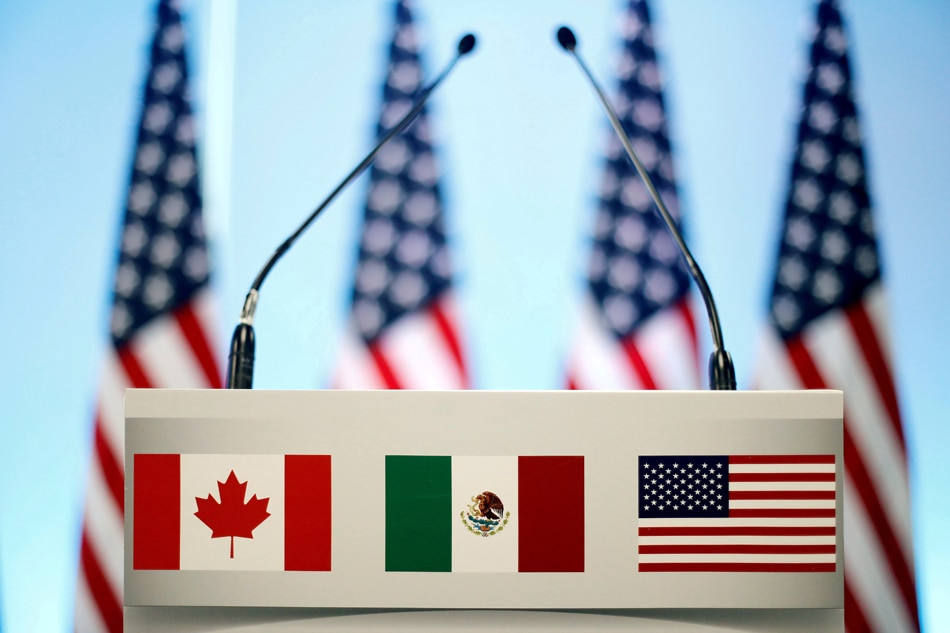 NAFTA 2.0 is just a warmup to Trump's bout with China