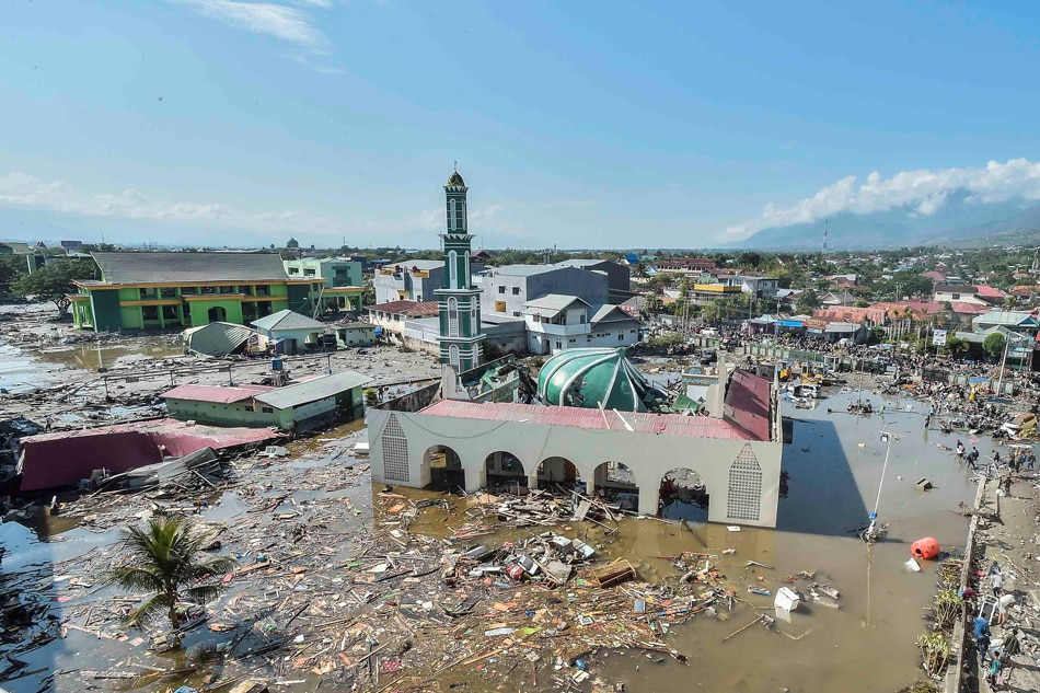Death Toll Rises to 1,234 in Indonesia Disaster