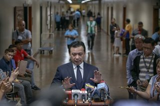 Palace defends military surveillance on Trillanes' home