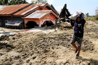 The Indonesia quake-tsunami disaster in numbers