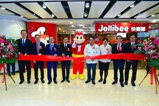LOOK: Jollibee inaugurates Macau store