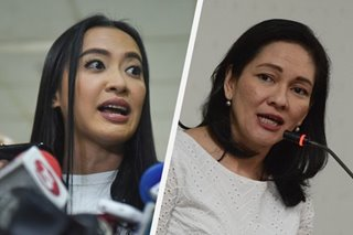 Uson resignation 'too little, too late' - Hontiveros