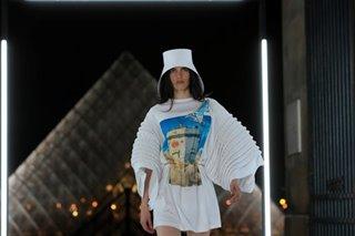 Vuitton brings intergalactic vibes to close Paris Fashion Week