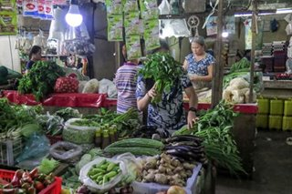 Bangko Sentral says inflation may have peaked