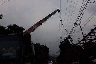 Nakuryenteng construction worker patay sa Quezon