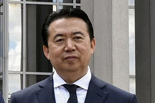 Interpol's missing Chinese chief resigns amid Beijing probe