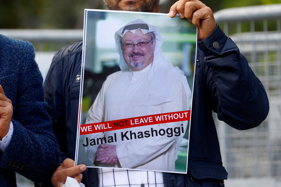 Canada concerned over reports Saudi journalist killed