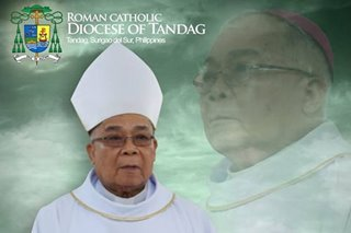 Retired bishop of Tandag dies at 83