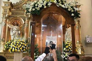 Heart relic ni Padre Pio, nasa Cebu na