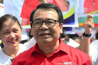 Bayan Muna's Colmenares seeks second shot at Senate seat