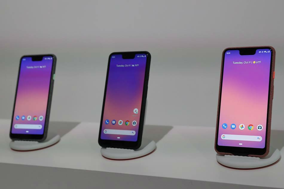 Google introduced the new Pixel 3 mobile