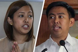 Abby Binay beats brother Junjun for Makati's top post