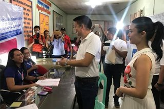 Escudero to run for Sorsogon governor