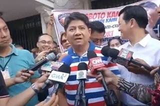 'Kulang ng picture': Gadon explains delayed COC filing