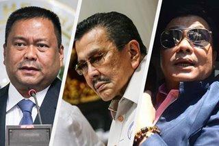 'Hindi kami magandang magsama': JV on brother Jinggoy's Senate bid