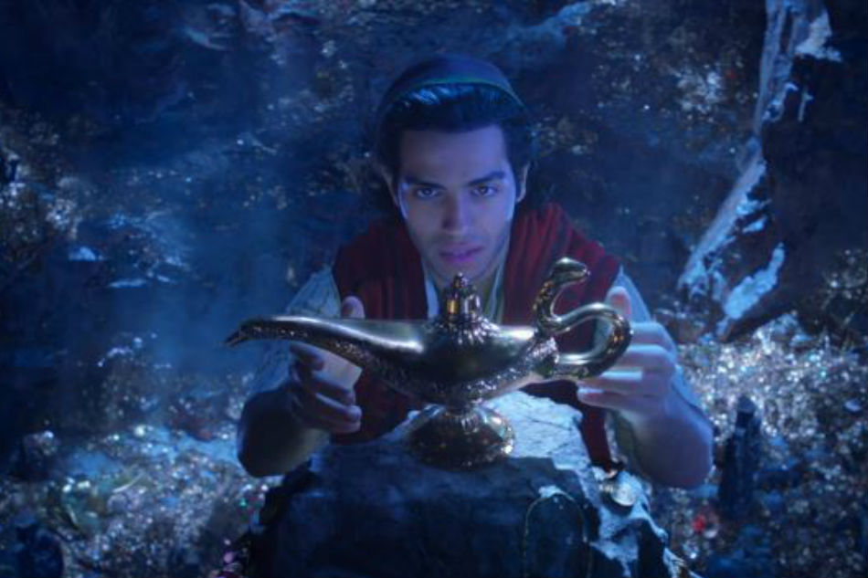 WATCH: First teaser for 'Aladdin' live action film